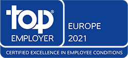 Top Employer Europe 2021